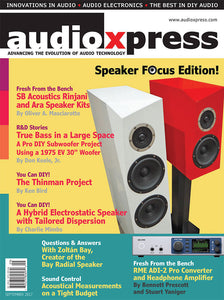 audioXpress September 2017 (PDF) - CC-Webshop