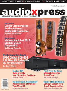 audioXpress November 2017 (PDF) - CC-Webshop