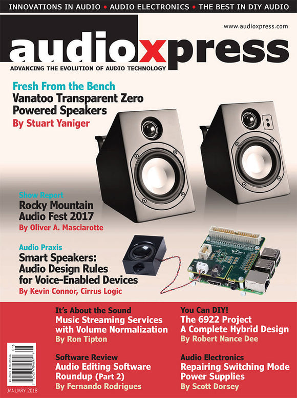 audioXpress January 2018 PDF - CC-Webshop