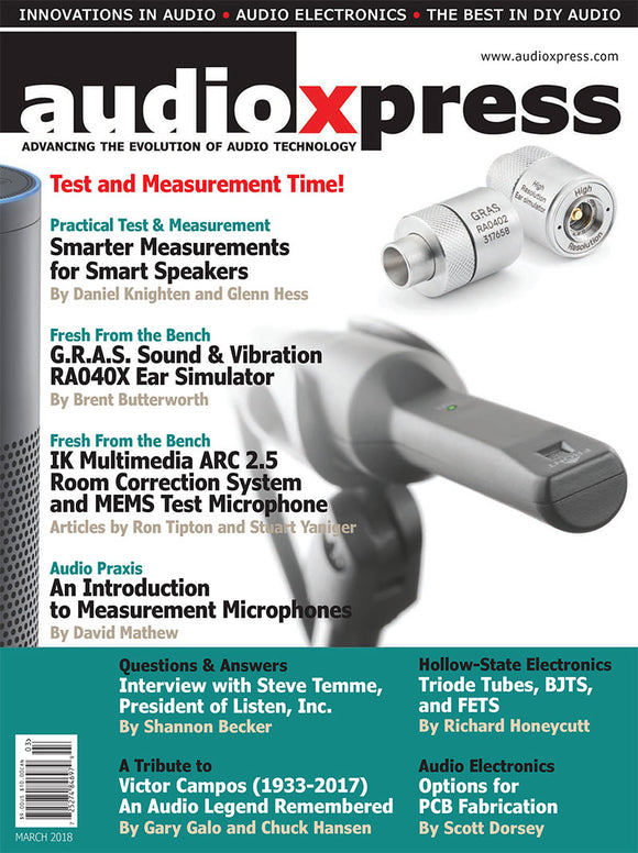 audioXpress March 2018 PDF - CC-Webshop