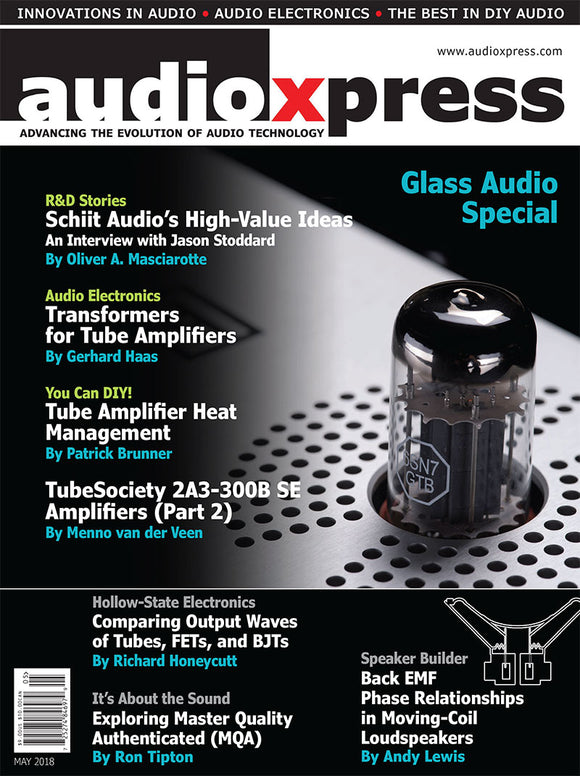 audioXpress May 2018 PDF - CC-Webshop