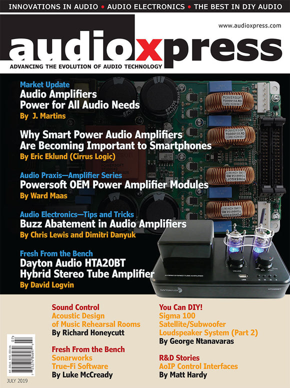 audioXpress July 2019 PDF
