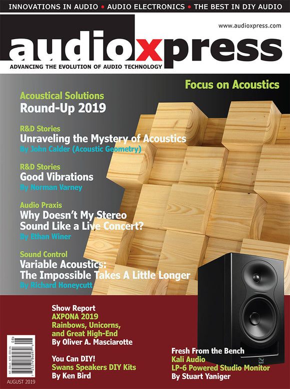 audioXpress August 2019 PDF