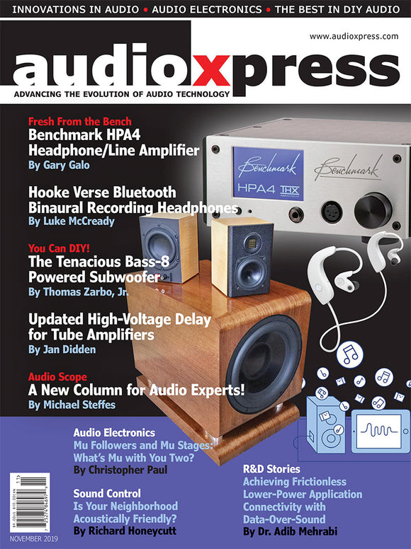 audioXpress November 2019 PDF
