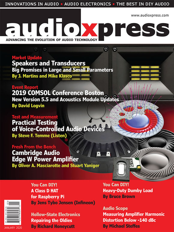 audioXpress January 2020 PDF