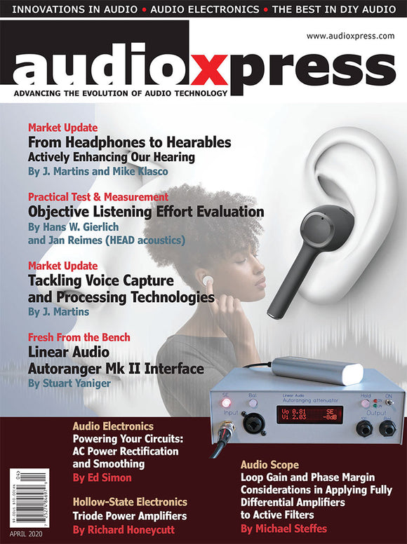 audioXpress April 2020 PDF