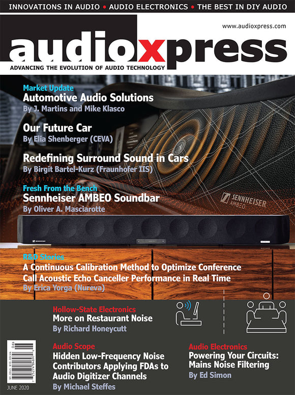 audioXpress June 2020 PDF
