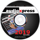 audioXpress 2019 Back Issues on CD