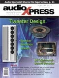 audioXpress Issue January 2013 - CC-Webshop