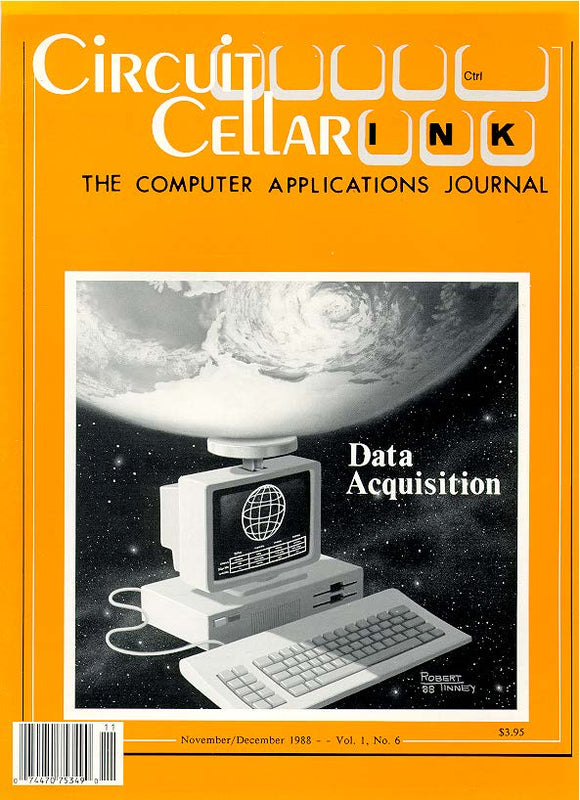 Circuit Cellar Issue 006 November/December 1988-PDF - CC-Webshop