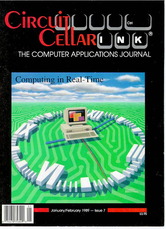 Circuit Cellar Issue 007 January/February 1989-PDF - CC-Webshop