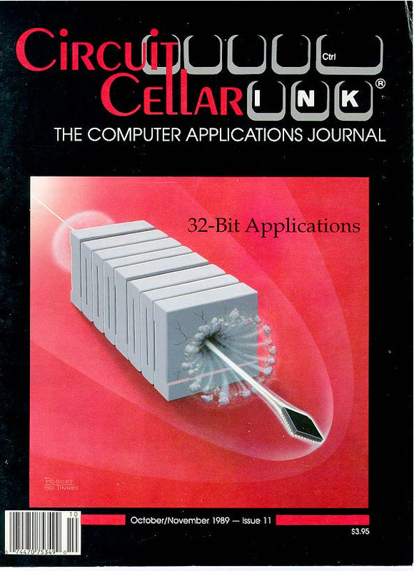 Circuit Cellar Issue 011 October/November 1989-PDF - CC-Webshop