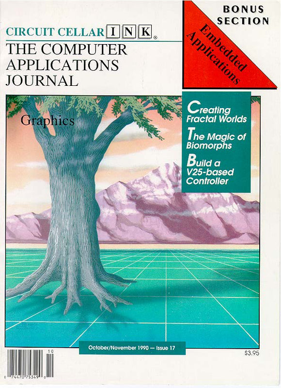 Circuit Cellar Issue 017 October/November 1990-PDF - CC-Webshop