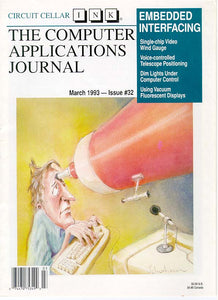 Circuit Cellar Issue 032 March 1993-PDF - CC-Webshop