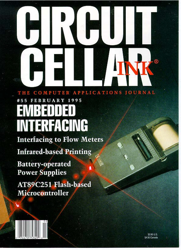 Circuit Cellar Issue 055 February 1995-PDF - CC-Webshop