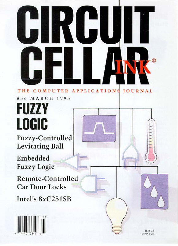 Circuit Cellar Issue 056 March 1995-PDF - CC-Webshop