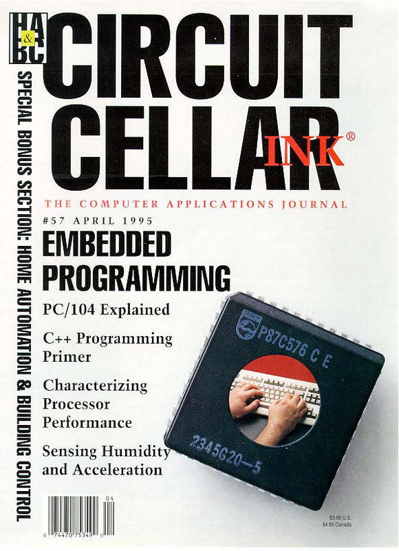 Circuit Cellar Issue 057 April 1995-PDF - CC-Webshop