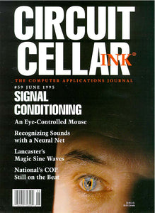 Circuit Cellar Issue 059 June 1995-PDF - CC-Webshop