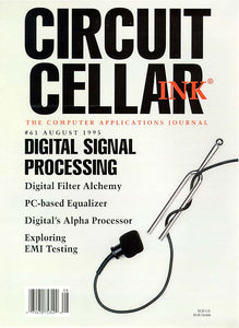 Circuit Cellar Issue 061 August 1995-PDF - CC-Webshop