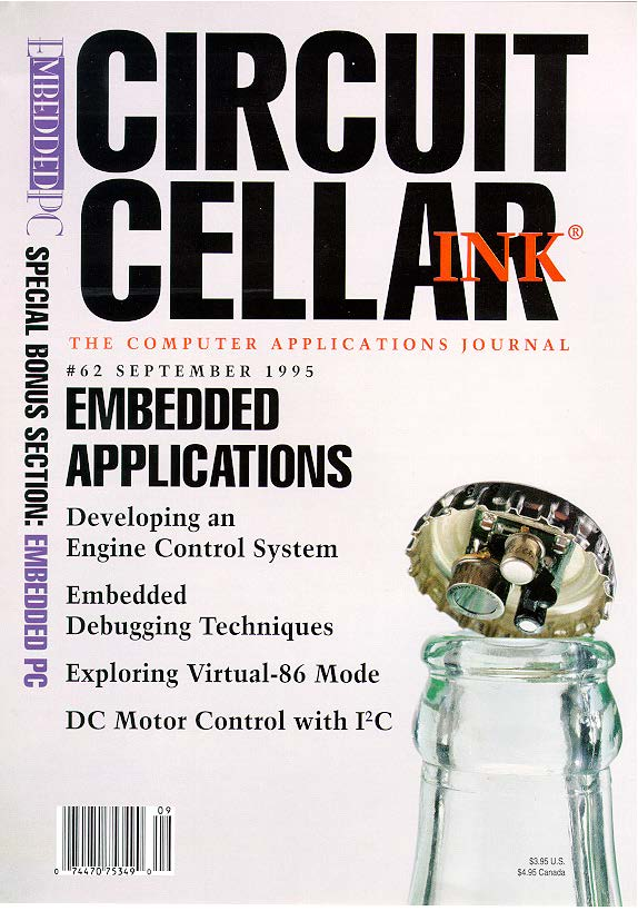 Circuit Cellar Issue 062 September 1995-PDF - CC-Webshop