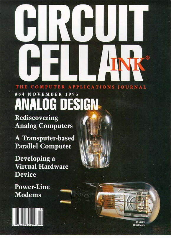 Circuit Cellar Issue 064 November 1995-PDF - CC-Webshop