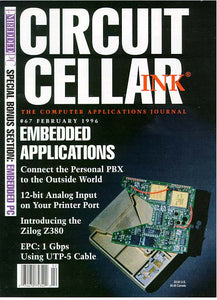 Circuit Cellar Issue 067 February 1996 - PDF