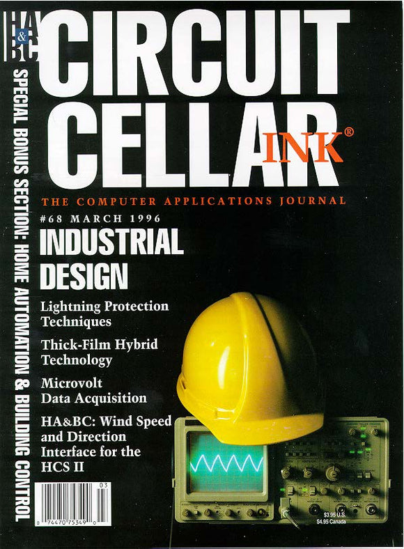 Circuit Cellar Issue 068 March 1996 - PDF - CC-Webshop