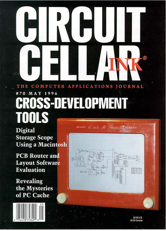 Circuit Cellar Issue 070 May 1996 - PDF - CC-Webshop