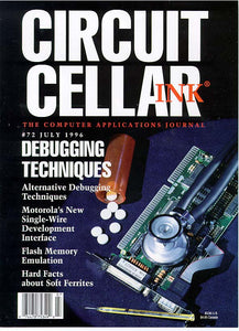 Circuit Cellar Issue 072 July 1996 - PDF - CC-Webshop