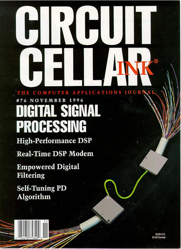 Circuit Cellar Issue 076 November 1996 - PDF - CC-Webshop