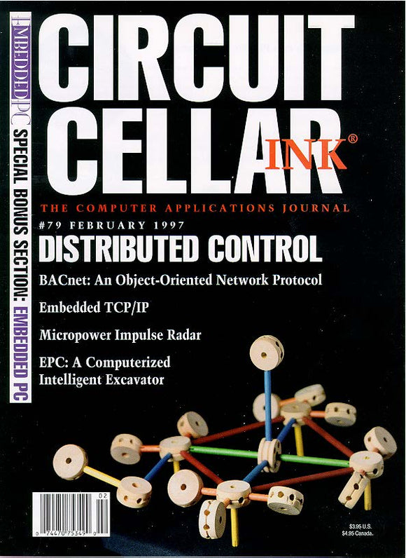 Circuit Cellar Issue 079 February 1997-PDF - CC-Webshop