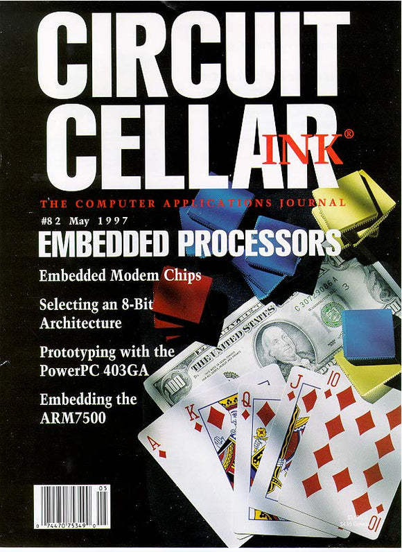 Circuit Cellar Issue 082 May 1997-PDF - CC-Webshop