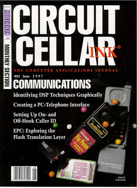Circuit Cellar Issue 083 June 1997-PDF - CC-Webshop