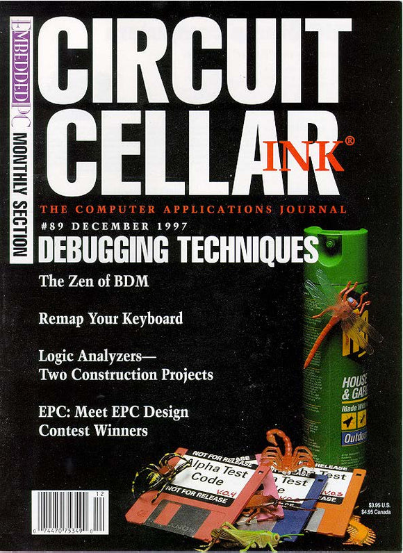 Circuit Cellar Issue 089 December 1997-PDF - CC-Webshop