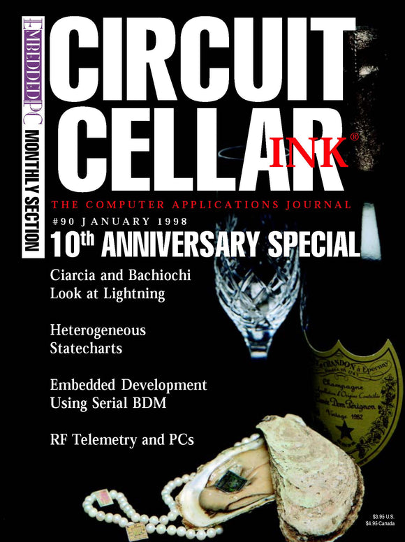 Circuit Cellar Issue 090 January 1998-PDF