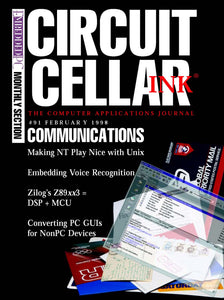Circuit Cellar Issue 091 February 1998-PDF