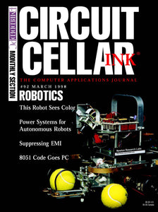 Circuit Cellar Issue 092 March 1998-PDF