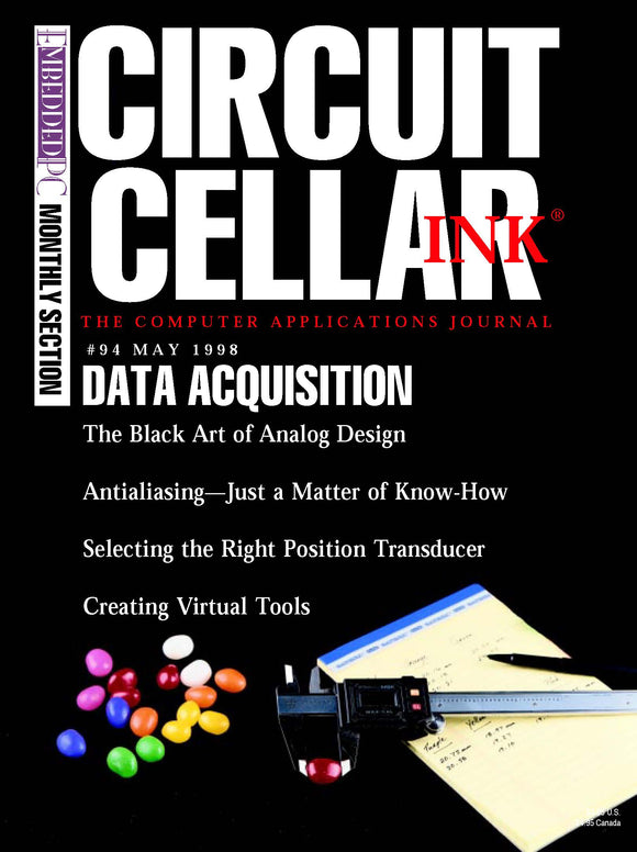 Circuit Cellar Issue 094 May 1998-PDF