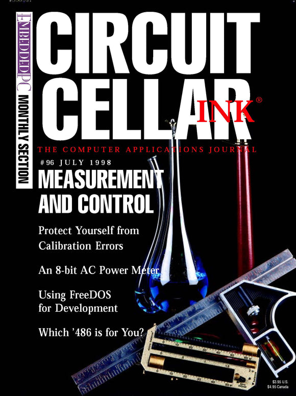 Circuit Cellar Issue 096 July 1998-PDF