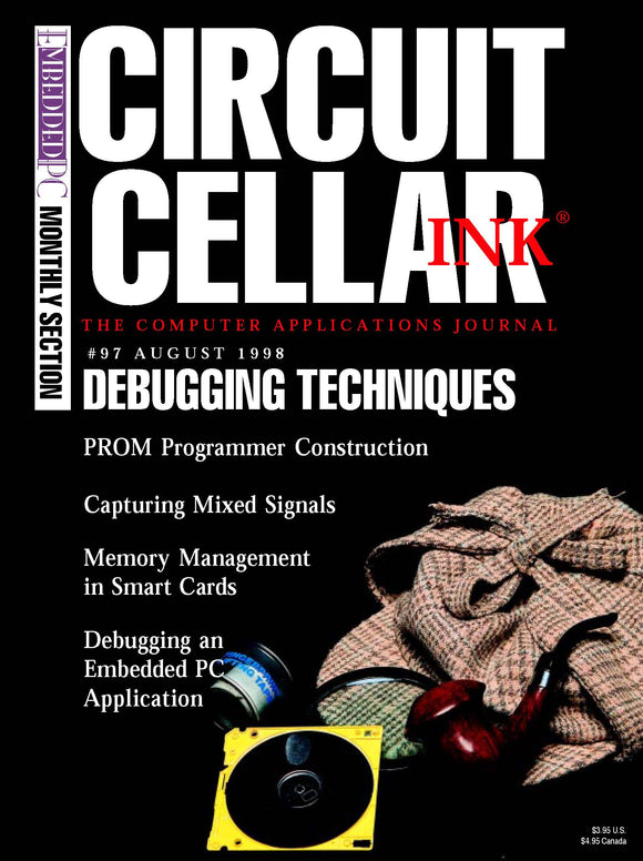 Circuit Cellar Issue 097 August 1998-PDF