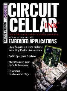 Circuit Cellar Issue 098 September 1998-PDF