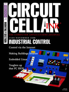 Circuit Cellar Issue 100 November 1998-PDF