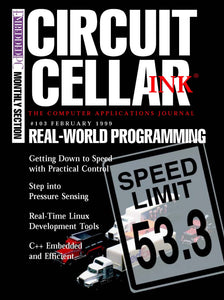 Circuit Cellar Issue 103 February 1999-PDF
