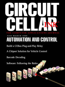 Circuit Cellar Issue 104 March 1999-PDF - CC-Webshop