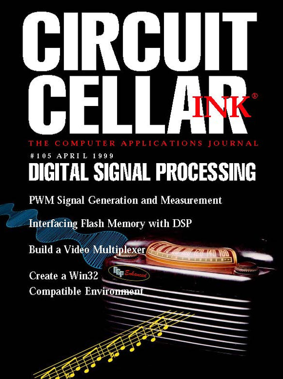 Circuit Cellar Issue 105 April 1999-PDF - CC-Webshop
