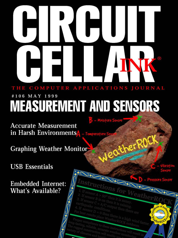 Circuit Cellar Issue 106 May 1999-PDF - CC-Webshop