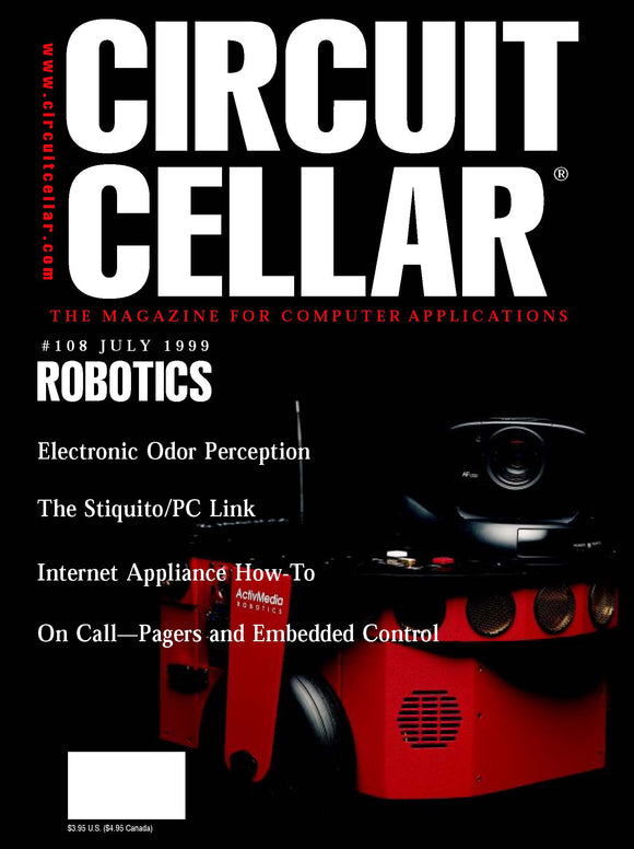 Circuit Cellar Issue 108 July 1999-PDF - CC-Webshop