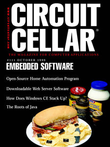 Circuit Cellar Issue 111 October 1999-PDF - CC-Webshop