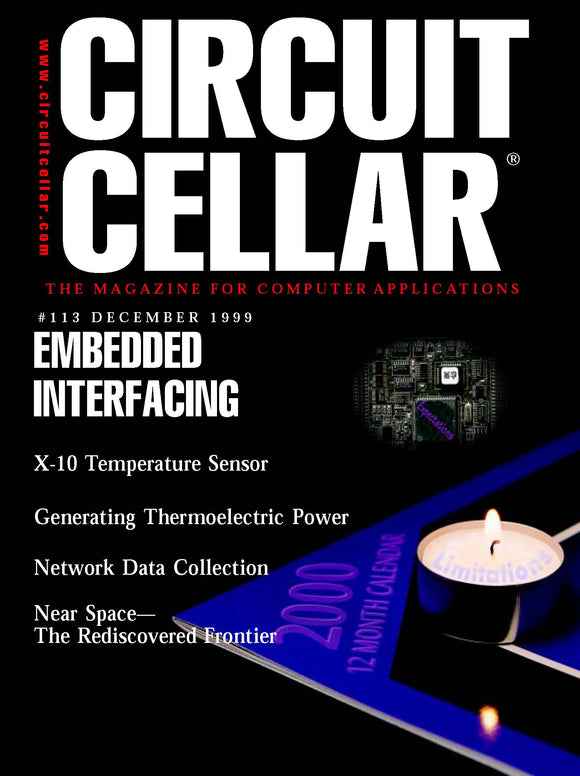 Circuit Cellar Issue 113 December 1999-PDF - CC-Webshop