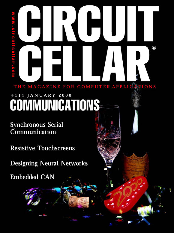 Circuit Cellar Issue 114 January 2000-PDF - CC-Webshop